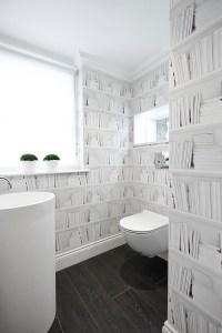 Powder Room Wallpaper