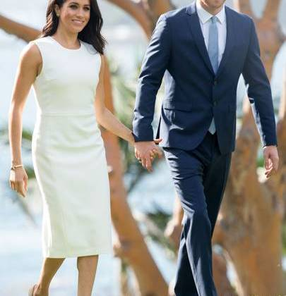 Meghan's Dress – Make The Look