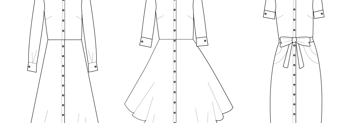 Tester Call For Frances Shirt Dress