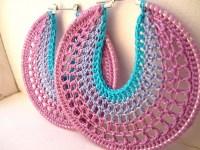 14 Beautiful Crochet Earring Patterns