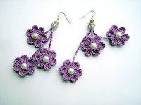 14 Beautiful Crochet Earring Patterns - Patterns Hub