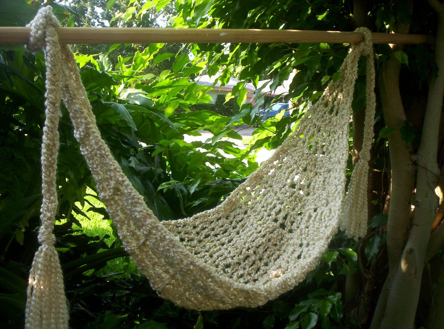 11 Macrame Hammock Patterns And Supplies