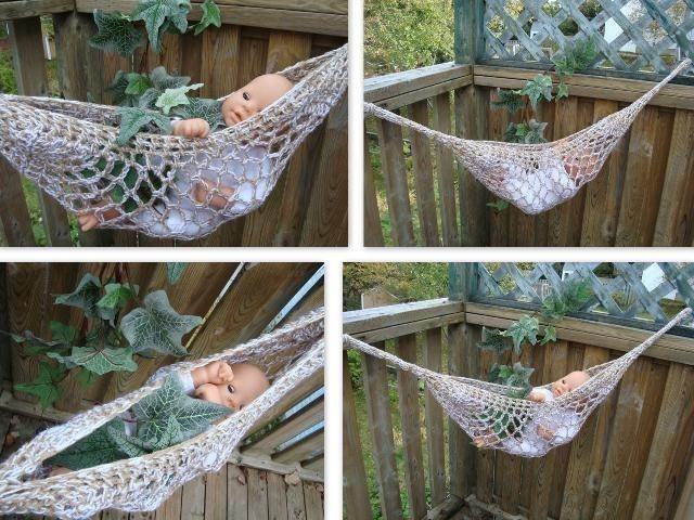 11 macramé hammock patterns