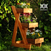Make Wood Pallet Planter - 42 Diy Ideas