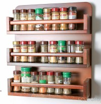 24 Latest Designs & Patterns for Your New Spice Rack ...