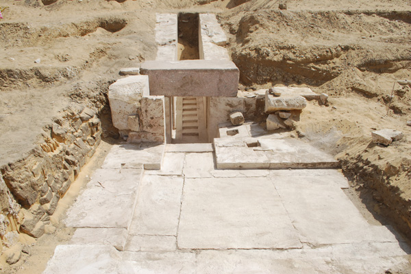 New Pyramid Discovery: Evidence for the Exodus?