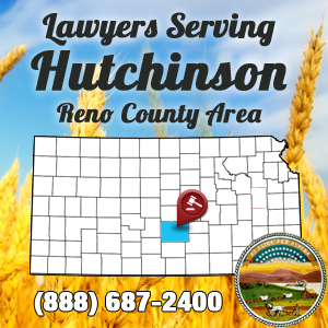 Hutchinson Car Accident Lawyer Map