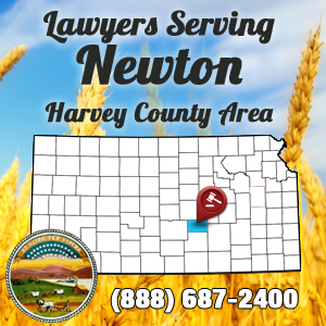 Newton Car Accident Lawyer Map