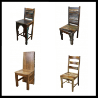 Wooden Chairs | Blog | Decorate Home with Reclaimed ...