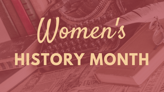 Women's History Month Women's Financial Status