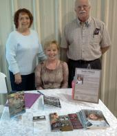 CASA Speaking Engagement & Book Signing