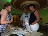 White Co Book Signing - CKVL Wine Festival 040