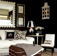 Black Dining Room | Chatti Patti Talks Design!