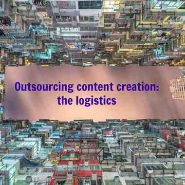 outsourcing content creation