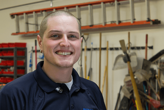 Devon Elsing | Pattison Apprentice Carpenter