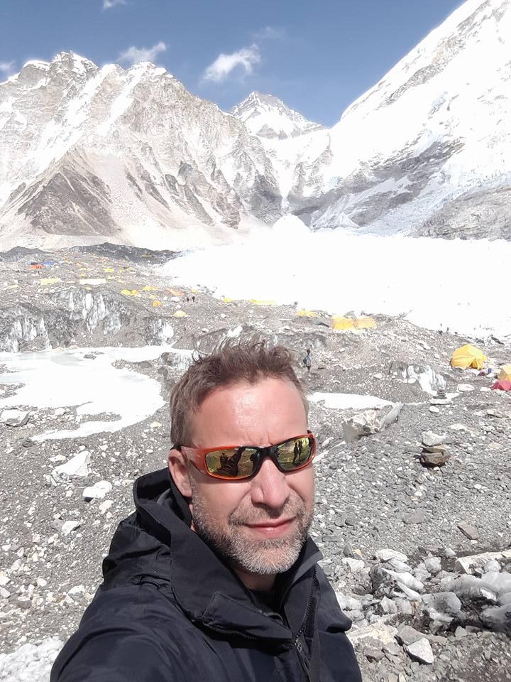 Mt Everest basecamp