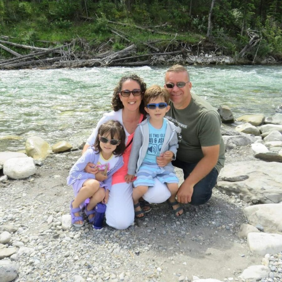 The family of Calgary Wedding Photography