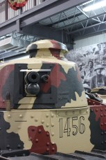 R12 Renault FT 17 Turret with 37 mm cannon