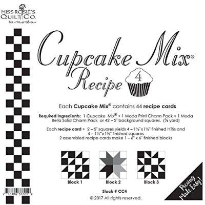 Moda Cupcake Mix #4