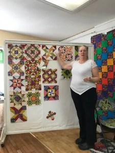 Block of the Month with Robyn