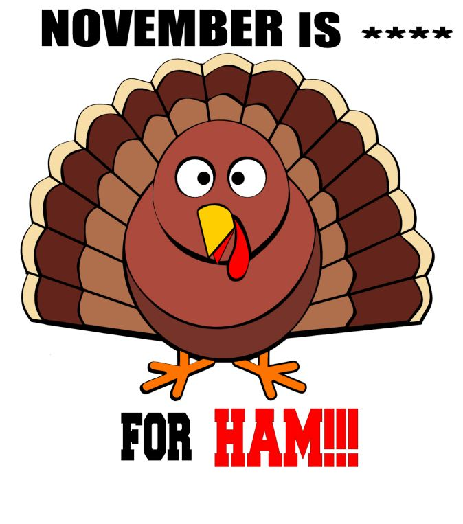 November is for HAM