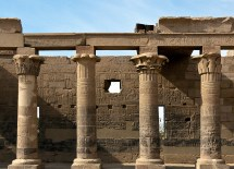 Story Buildings Of Egypt Temple Philae
