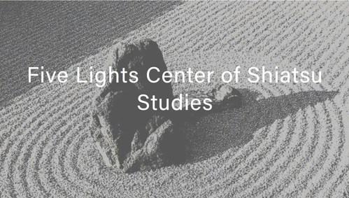 "Talk on ""Awakening Body Consciousness"" at The Five Lights Center of Shiatsu Studies"