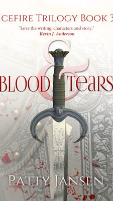 Blood & Tears part 3 of the Icefire Trilogy