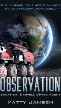 Observation – Space Agent Jonathan Bartell