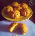 Muffins al profumo di rum