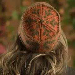 Rhinebeck hat - patty lyons