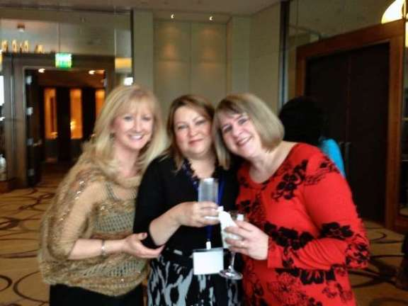 Trisha, Doreen, Carol