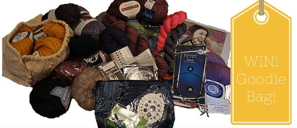 Knitter's Goodie Bag Giveaway