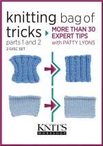 Interweave Knitting Bag of Tricks
