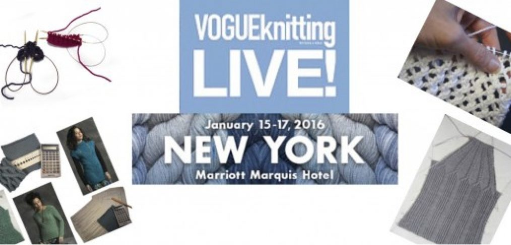 2016 Knitting Events