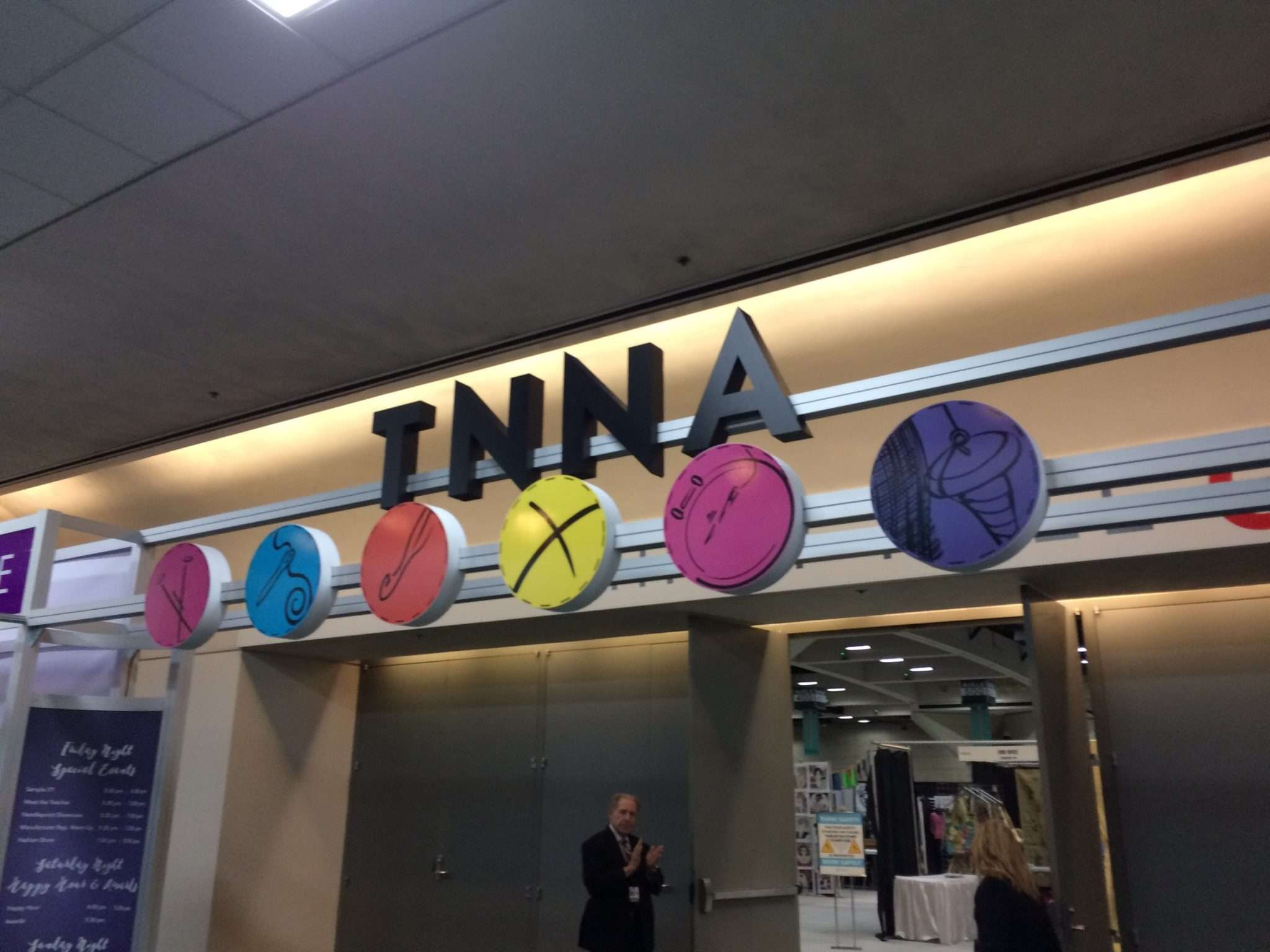 TNNA - Welcome to the Show Floor