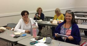 Vogue Knitting Pasadena 2016