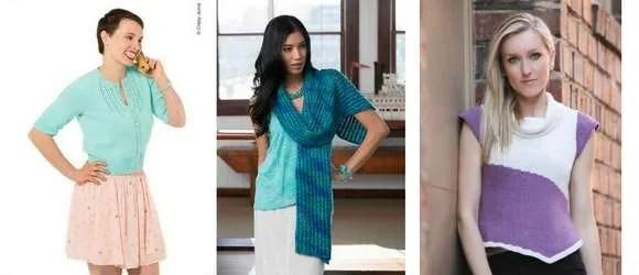 Summer Knitting Pattern Round Up copy