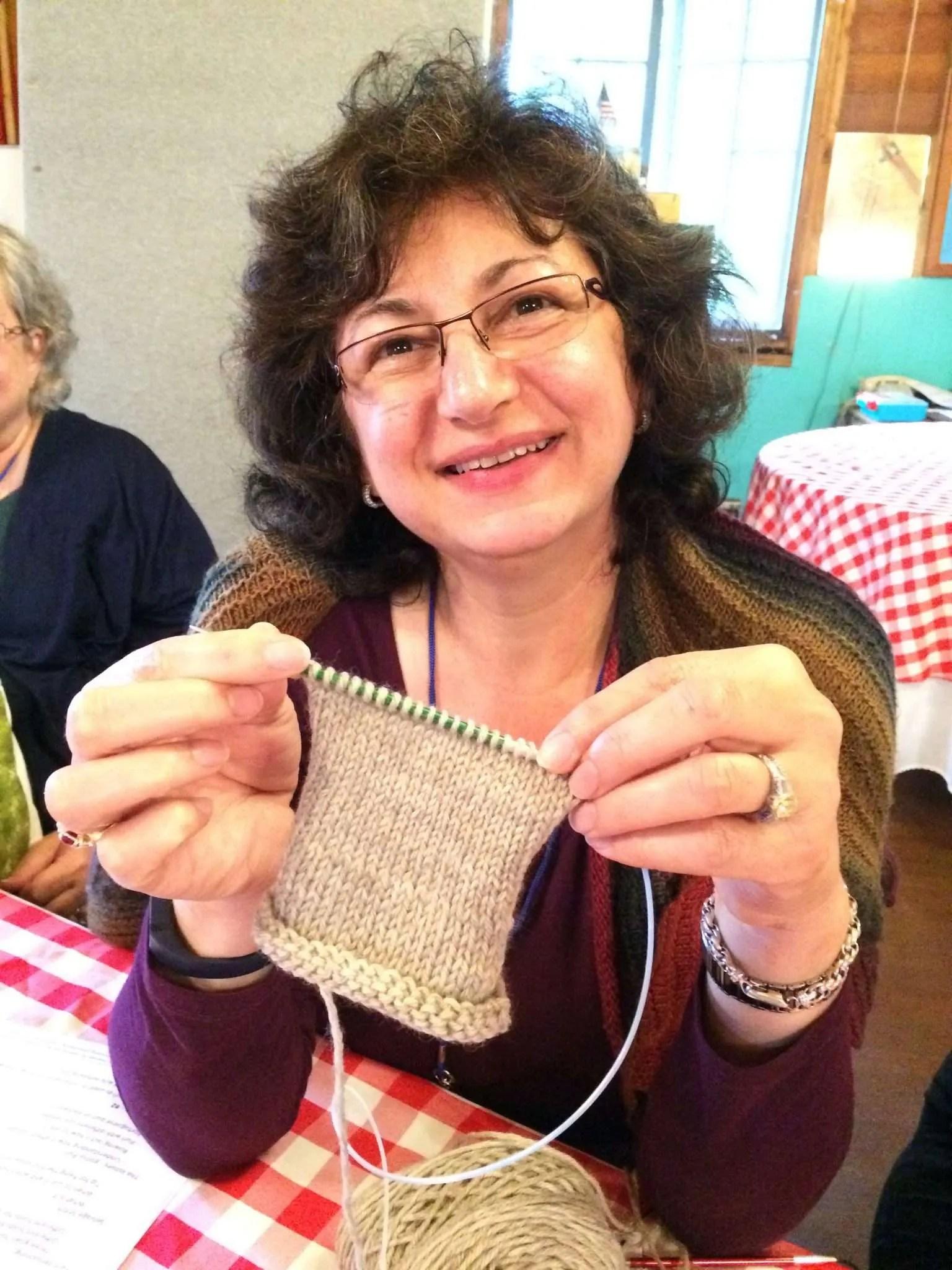 Improve Knitting