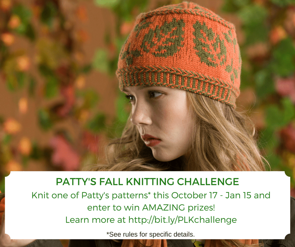 Pattys Fall Knitting Challenge Update