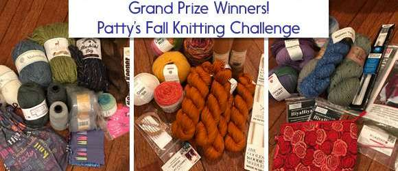 Patty's Fall Knitting Challenge