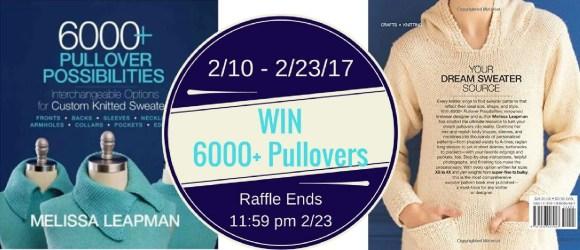 Win 6000+ Pullover Possibilities