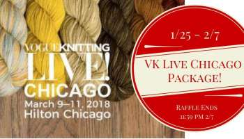 Knitting In The City Vk : Win vogue knitting live marketplace ticket! patty lyons