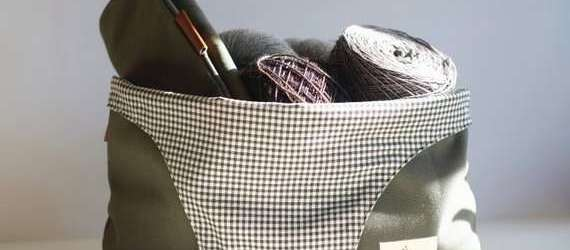 6abfa1525 Every Knitter Deserves a Fabulous Project Bag! - Patty Lyons ...