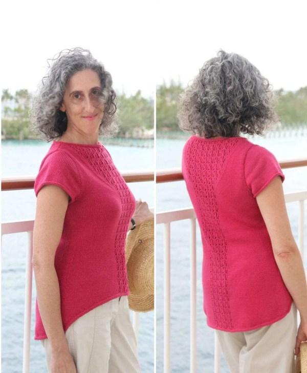 Tortola Video Sweater Class