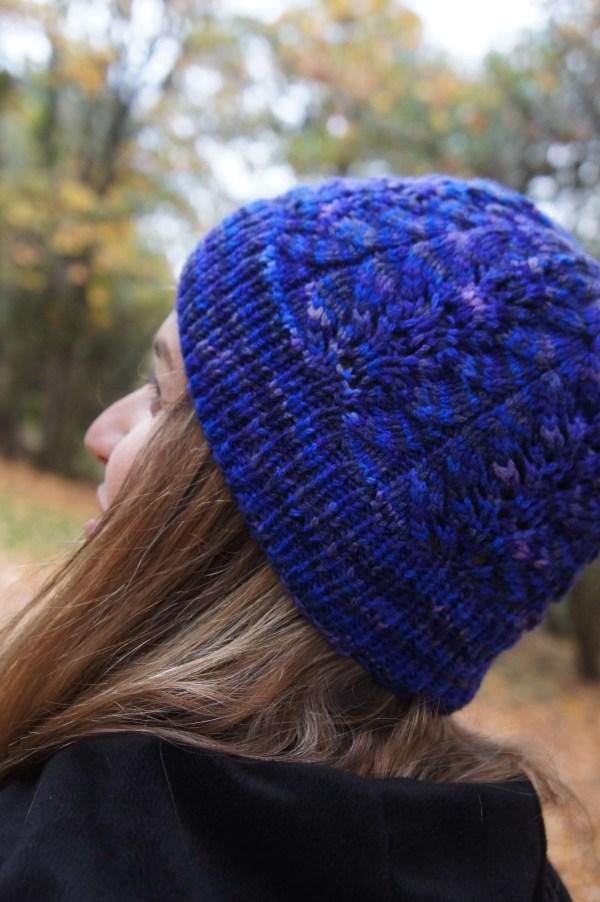 Grape Leaf Hat
