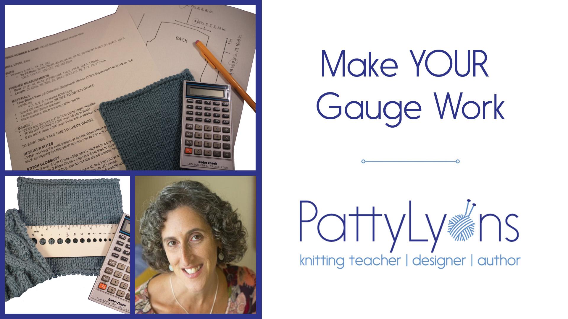 Make Your Gauge Work