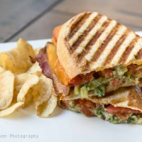 California BLT Panini