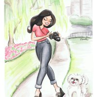 Artwork by Miss Beretta