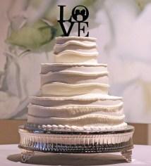 Round Wedding Cake Stand
